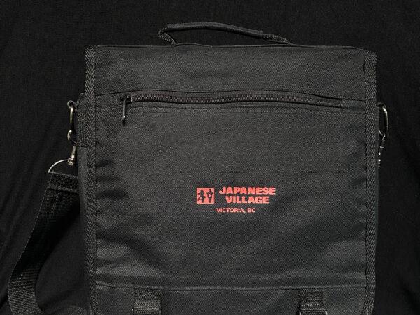 Japanese Village Messenger Bag